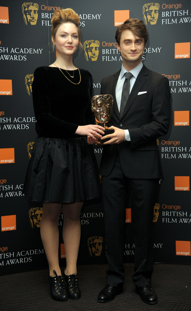Holliday Grainger and Daniel Radcliffe