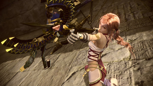 &#39;Final Fantasy XIII-2&#39; screenshot