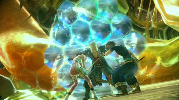 'Final Fantasy XIII-2' screenshot