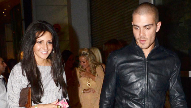 Max George: 'Michelle Keegan Broke Up With Me Over