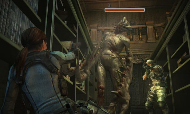 'Resident Evil Revelations' screenshot
