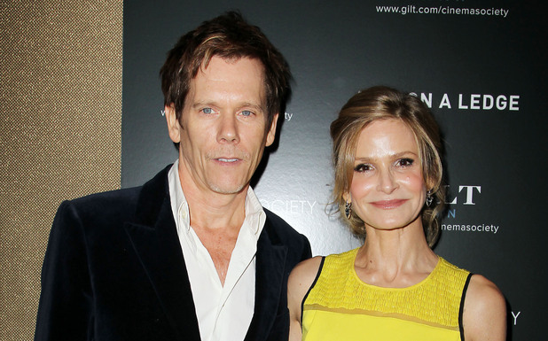 Kevin Bacon, Kyra Sedgwick, Man On A Ledge