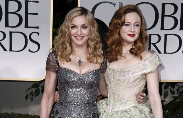 Madonna, Andrea Riseborough