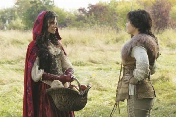 Once Upon A Time: s01e10: 7.15am