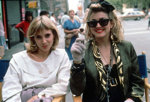 Madonna at the movies: 'W.E.' director's film career in pictures