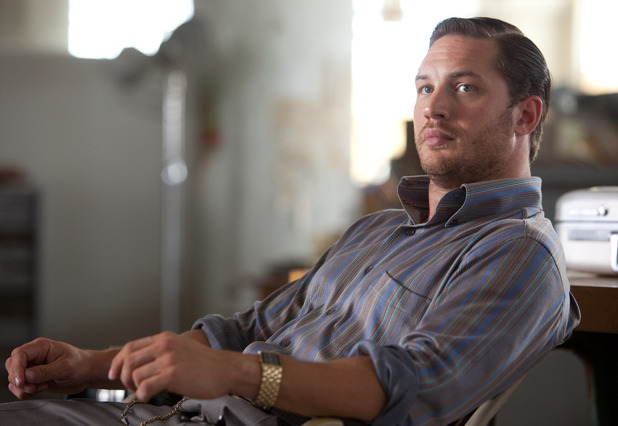 Tom Hardy, Inception