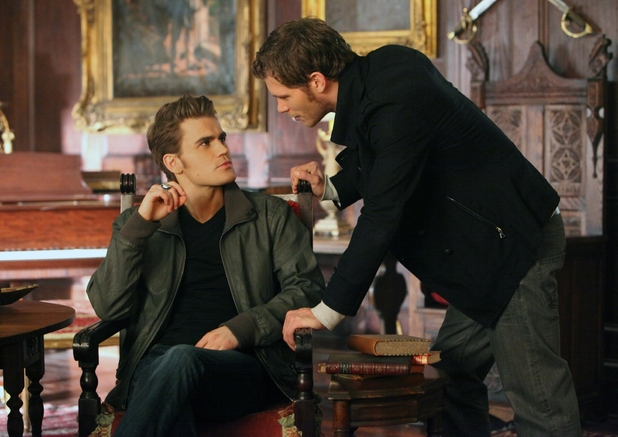 The Vampire Diaries S03E12: &#39;The Ties That Bind&#39;