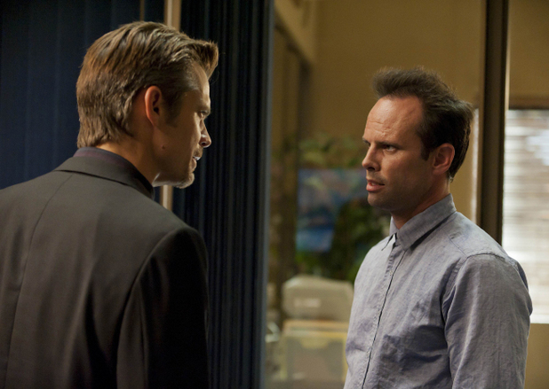 Justified S03E01: &#39;The Gunfighter&#39;