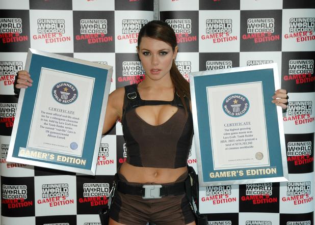 Best-selling videogame heroine