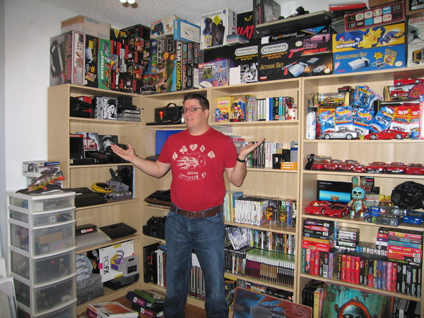 Largest collection of playable gaming systems
