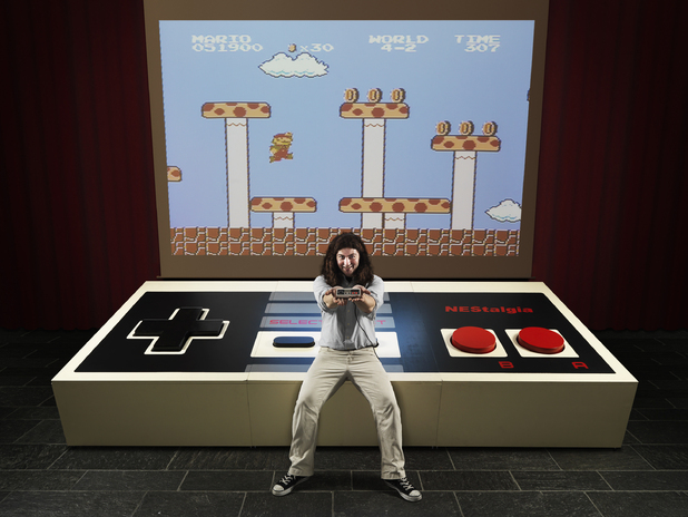 Largest Videogame Controller