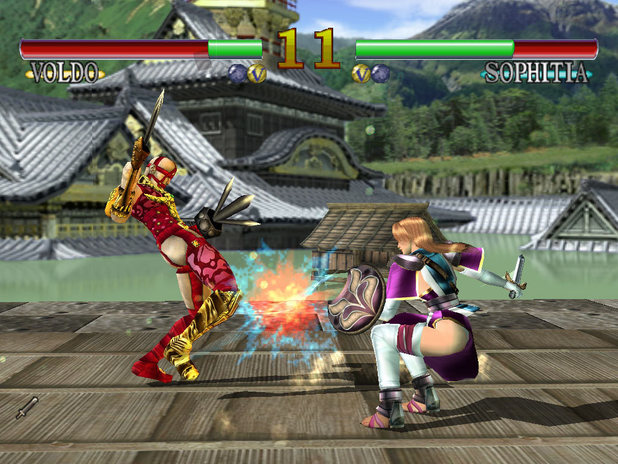 'Soul Calibur' for iPad screenshot