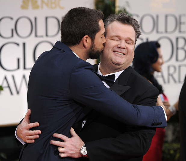 Zachary Levi and Eric Stonestreet