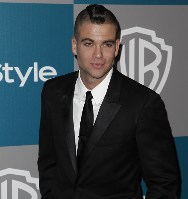 Mark Salling, Warner Brothrs and InStyle after party