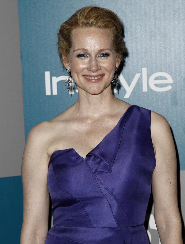 Laura Linney, InStyle after party