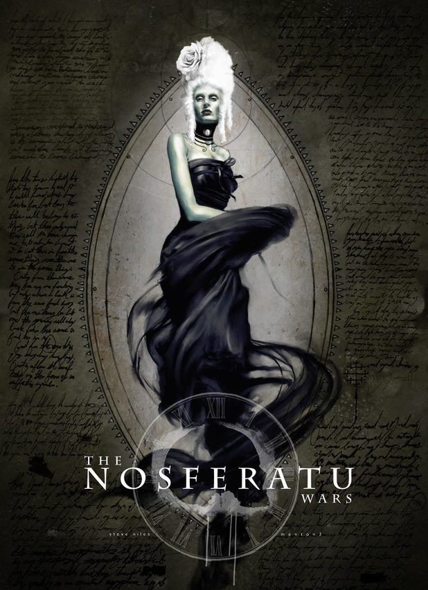 'The Nosferatu Wars' artwork