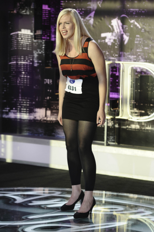 Contestant Hallie Day