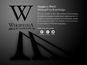 Wikipedia goes 'dark' in piracy protest
