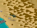 &#39;Desert Strike: Return to the Gulf&#39; screenshot