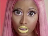 Screencap from Nicki Minaj's 'Stupid Hoe' video