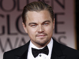 Leonardo DiCaprio, who was nominated for his role as FBI founder J Edgar Hoover in Clint Eastwood's J. Edgar