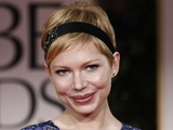 Golden Globe winner Michelle Williams: