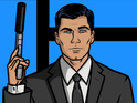 Archer star Chris Parnell also talks about Malory, Lana and Archer.