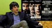 Jesse Eisenberg talks about Zombieland, and says that he would be interested in a sequel.
