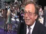 Ken Farrington being interviewed on the red carpet at the 2007 British Soap Awards in London.