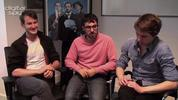 Simon Bird, Joe Thomas, Jonny Sweet talk 'Chickens'
