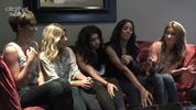 The Saturdays chat about their 11th single, 'All Fired Up'.