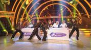 Children In Need: BBC Newsreaders do Strictly - Clip