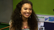 Jessica Sula on new Skins 'Grace is less annoying!'