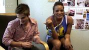 Laya Lewis and new cast member Sam Jackson give Digital Spy the low down on the Skins new boy Alex.
