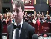 BAFTA TV Awards 2008: David Mitchell
