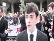 National Movie Awards 2008: Skandar Keynes