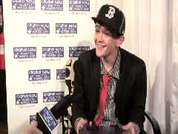 George Sampson, winner of the RTA for Best Contestant, talks to us about stiff competition from his fellow nominees.