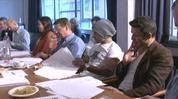 Corrie 2010 DVD read-through