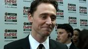 Empire Awards 2011: Tom Hiddleston on Thor