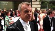 Graham Norton at the 2010 BAFTA Television Awards.