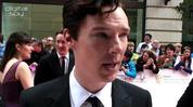 Benedict Cumberbach at the 2010 BAFTA Television Awards.
