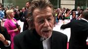 John Hurt at the 2010 BAFTA Television Awards.