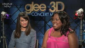 Stars chat 'Glee' season 3