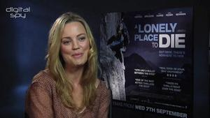Melissa George on 'Bag of Bones'