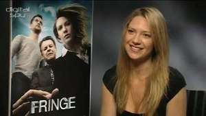 Fringe's Anna Torv on being Olivia and Fauxlivia