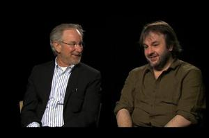 Steven Spielberg, Peter Jackson on 'The Adventures of Tintin'