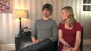 Piper Perabo and Christopher Gorham uncover 'Covert Affairs'