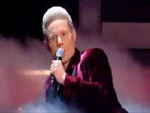 Relive Rhydian's performance of musical classic Phantom of the Opera.