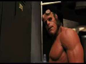 Digital Spy presents the 2nd trailer from the upcoming film Hellboy II, released August 22.