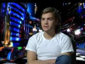 DS talks to Emile Hirsch about his role in Speed Racer.